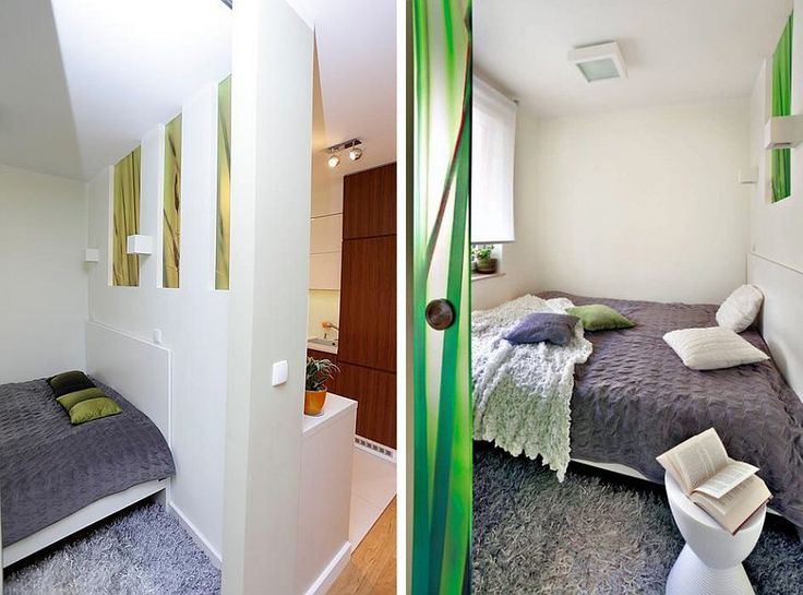 adelaparvu.com despre dormitor in living, recompartimentare la bloc, design Fabryka Nastroju (4)