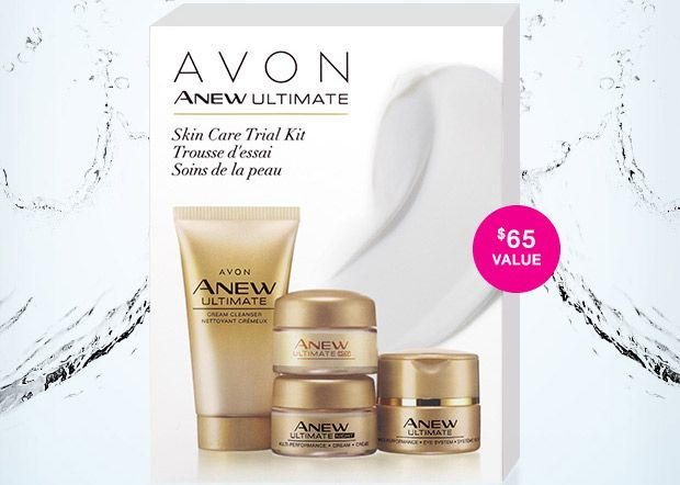 Today Only Free Anew Ultimate 4 Piece Skin Care Kit Free Shipping On Any Order Of 40 Or More Use Free Skin Care Products Skin Care Kit Skincare Set