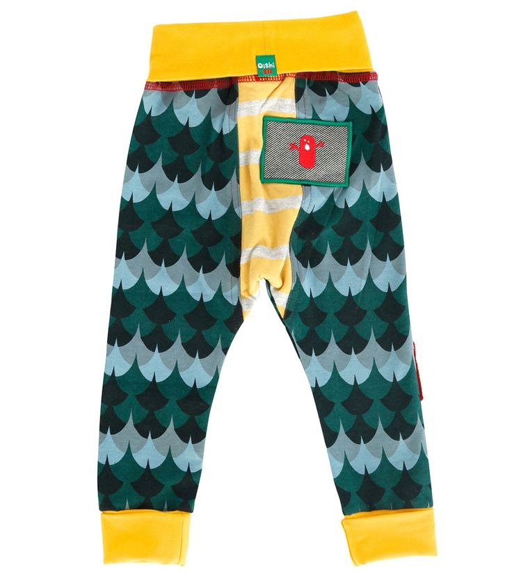 Dragon Legging, Oishi-m Clothing for kids, Summer 2015, www.oishi-m.com