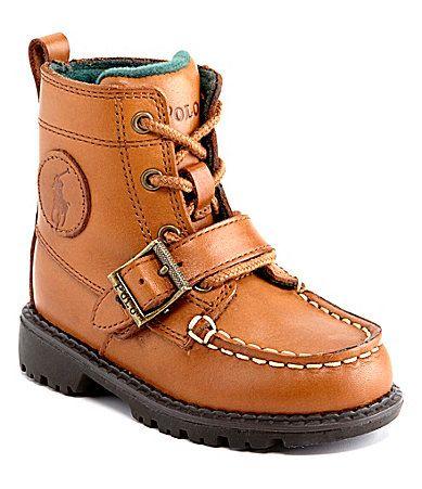 Polo Ralph Lauren Ranger High II Casual Boots #Dillards