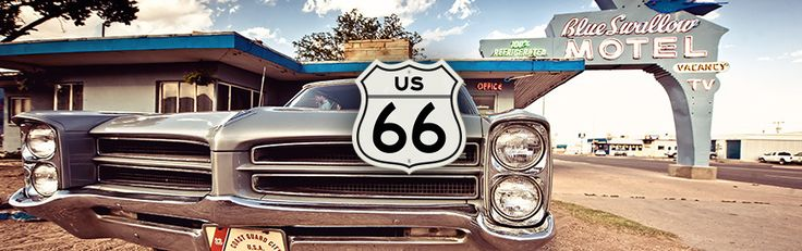 Route 66 by Route66 | Roadtrippers | Road Trip Planner | Route Planning