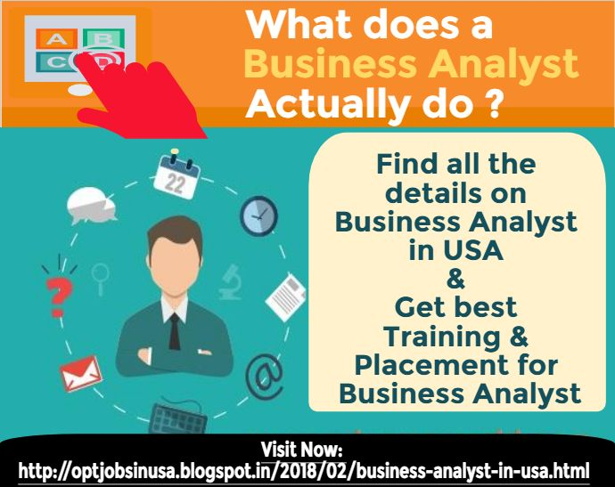 a brief on business analyst A key part of any business plan is the market analysis this section needs to demonstrate both your expertise in your particular market and the attractiveness of the market from a financial standpoint.