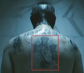 Movie John Wick Back Tattoo   What do John Wick's tattoos mean? - Quora
