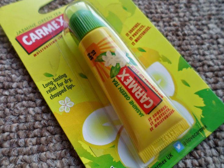 Image result for carmex jasmine green tea