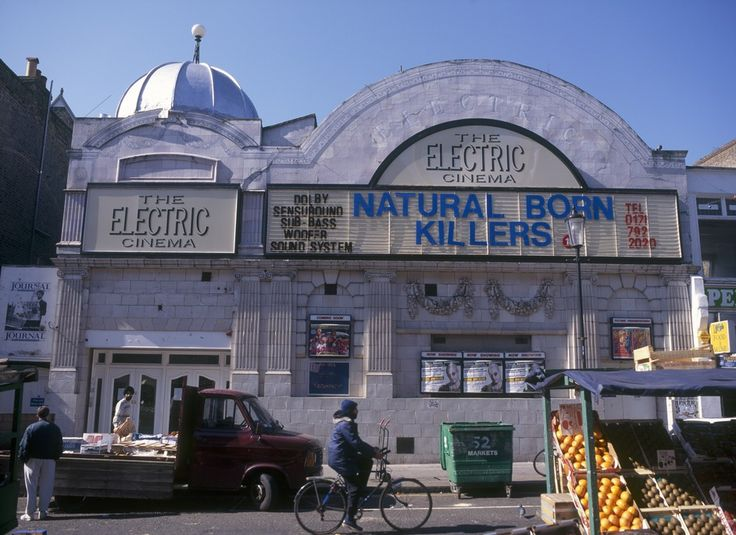 The Electric Cinema Notting Hill. Best London Cinemas