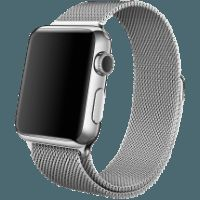 Apple - MJ5E2ZM/A Watch 38 mm Milano Loop Kayış