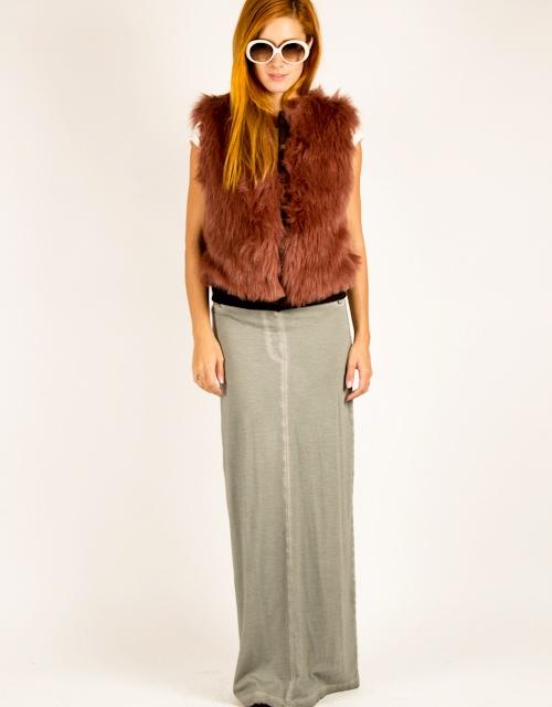 <3 this maxi skirt. #toimoifashion #fashion #maxiskirt #womensfashion #furvest