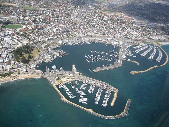 Fremantle, Western Australia - lucky enough to stay here for a few weeks.