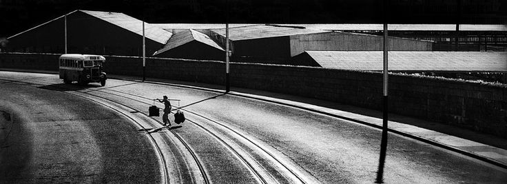 Fan Ho: Lines and forms