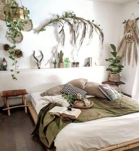 5 Calming Bedroom Design Ideas The Budget Decorator: 30 Creative Bohemian Bedroom Decor Ideas 00001