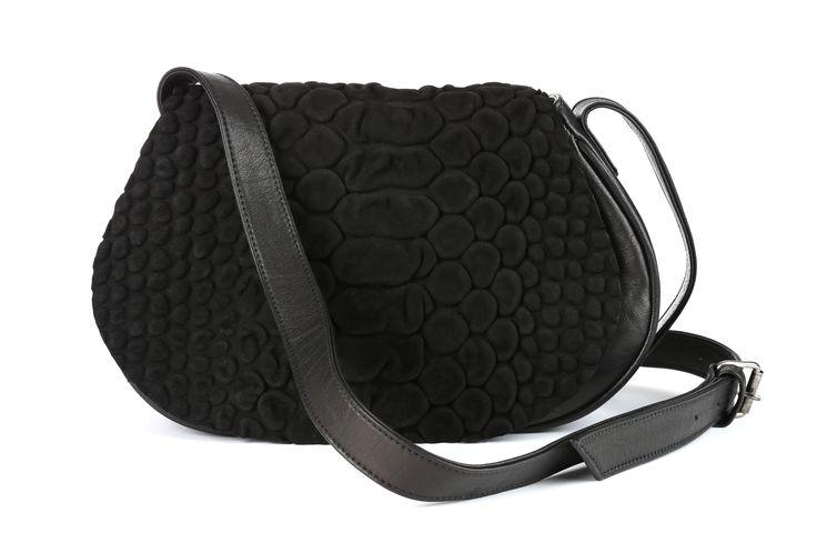 bag - sac - handtas - black leather - www.awardt.be