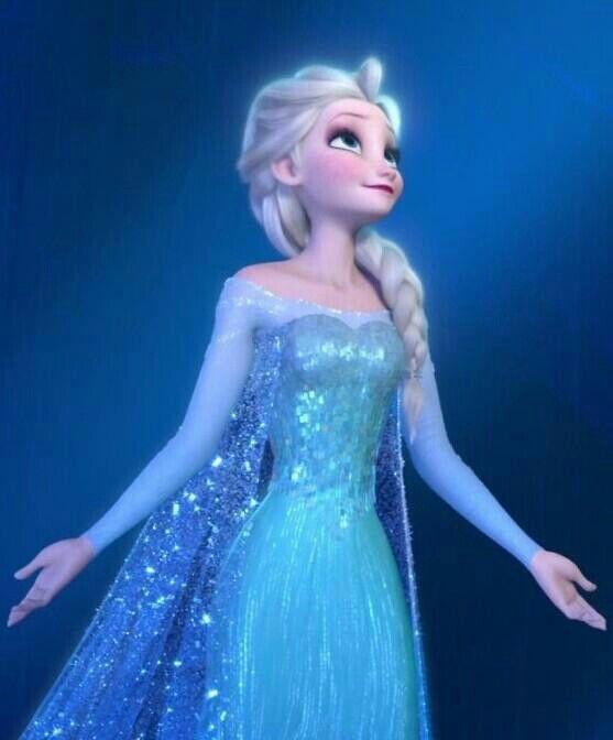 アナと雪の女王 エルサ