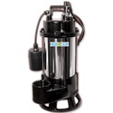 "Bur-Cam 3/4 HP Heavy Duty Cast Iron Stainless Steel Grinder Sewage Pump w/ Tether Float Switch (2""). This is a great sewage pump for light commercial duty applications and residential applications and earns our ""Good"" recommendation. This pump has a heavy-duty, stainless steel and epoxy-coated cast iron housing making it more corrosion-resistant for extended pump life."
