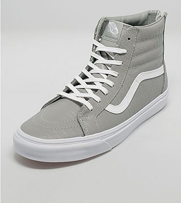Vans Sk8 Hi Zip CA Croc - Mens Fashion Online at Size?