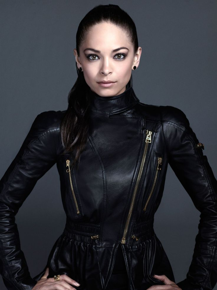 """Beauty and the Beast S1 Kristin Kreuk as """"Catherine Chandler"""""""