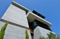 Αρχιτεκτονικό γραφείο και κατοικία στην Λεμεσό Κύρος Λόντος