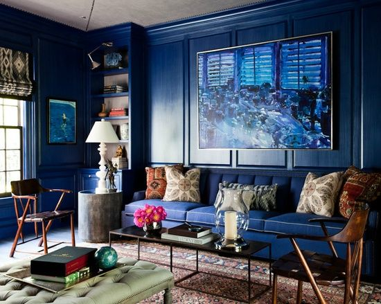 Room Decor Ideas Shares With You 8 Tips To Decorate Your Home Dark Colors So Can Get A Luxury Interior Design On Interiors Full Of Style