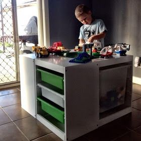 All Things With Purpose: {DIY} Lego Storage Solutions