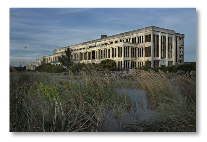 South Fremantle Power Station.