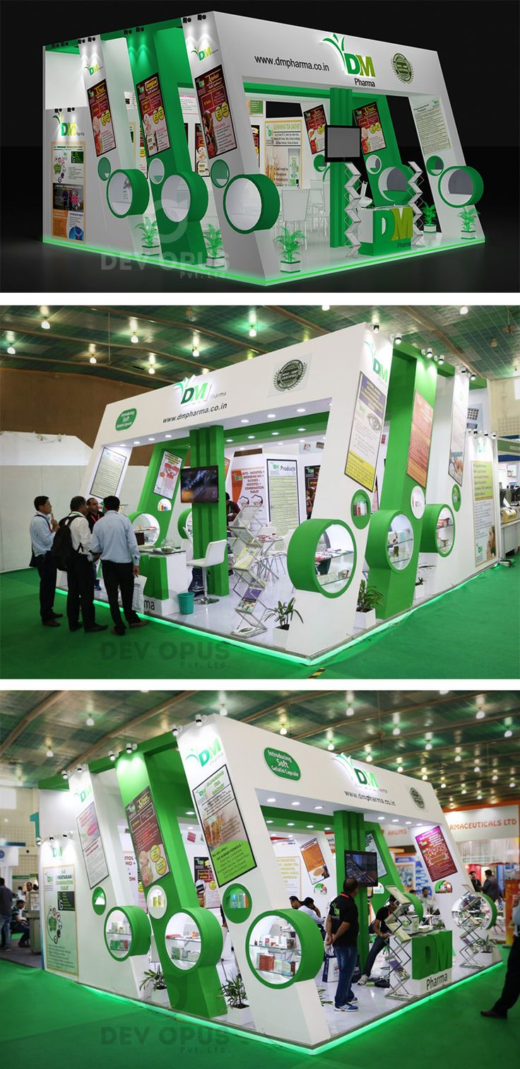 Creative Exhibition stall Design                                                                                                                                                                                 More