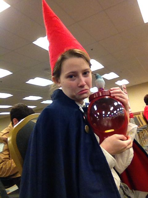 Wirt Cosplay From Over The Garden Wall Cosplay By Rebecca Larch Taken At Steel City Comic Con