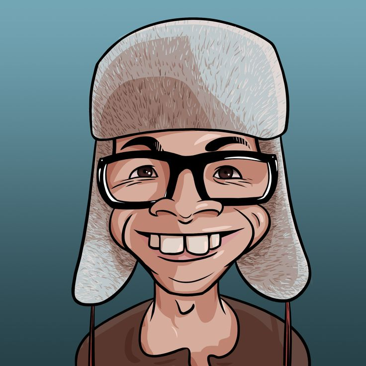 Caricature by Bryce Knudtson. http://oncetrundlers.com/products-page/product-category/digital-caricature/
