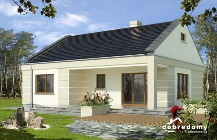 Temis - idealny projekt domu na małą działkę