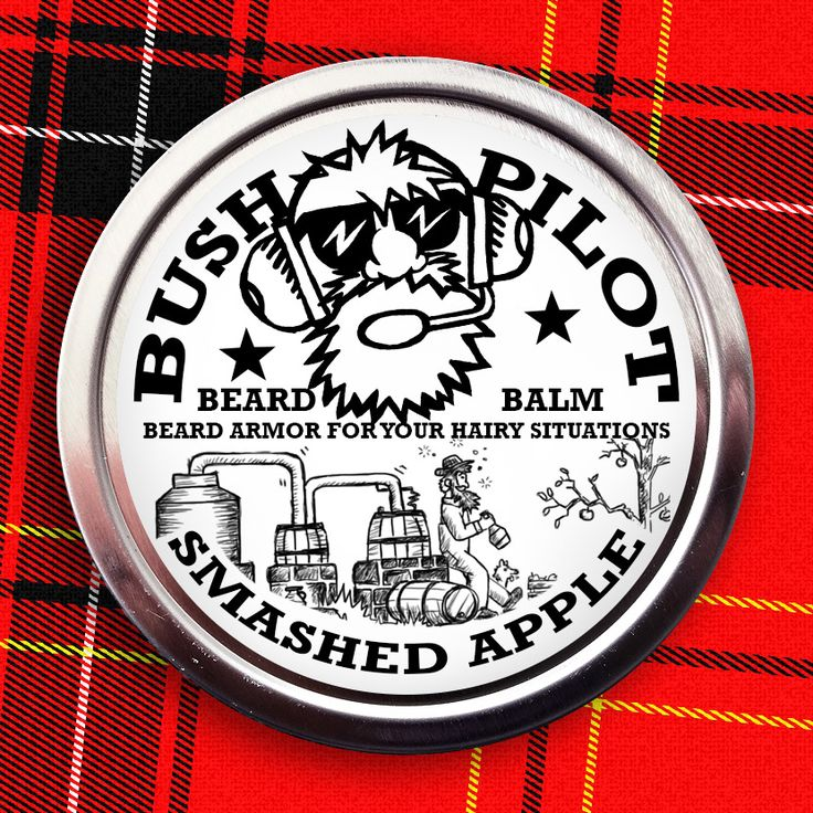 The best beard balm for sale! Fresh apple scent smells like you just ran over an orchard with a bulldozer. Free shipping with no minimums. All natural and less oily than others - fast absorbing natural oils and locally made waxes. Buy now!