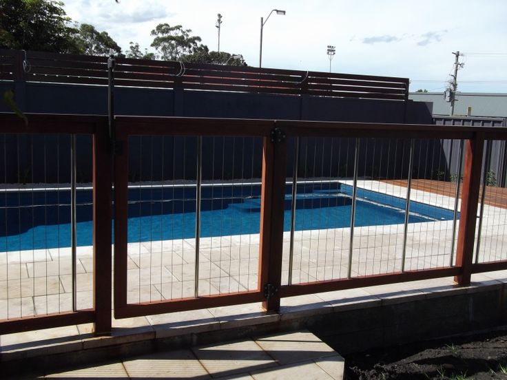 Safe and Beautiful Pool Fencing