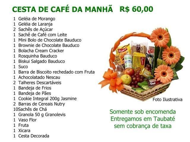 CESTAS DE CAFE DA MANHA %u2013 41.9131-0917 %u2013 Curitiba %u2013 Paran� %u2013 Brasil Curitiba - Classificados Alo Anuncio Brasil