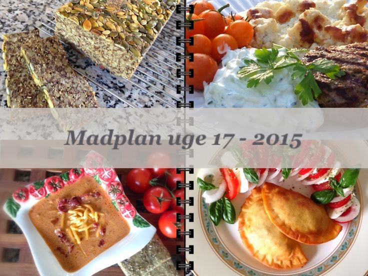 CDJetteDC's LCHF: MADPLAN uge 17 - 2015