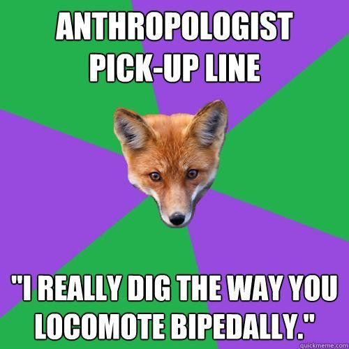 Anthropology Major Fox haha I really really like these!