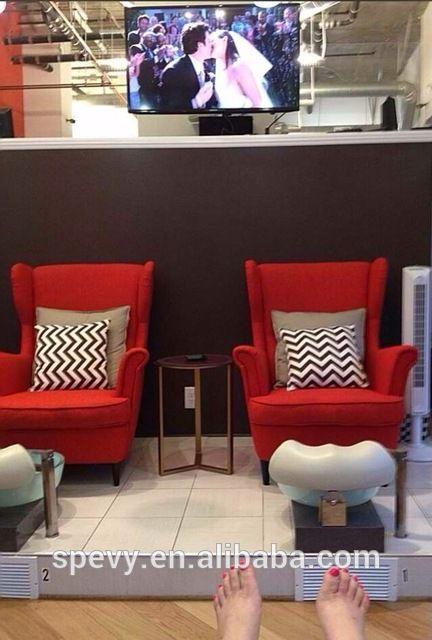 Source modern pedicure chair of nail salon furniture on m.alibaba.com