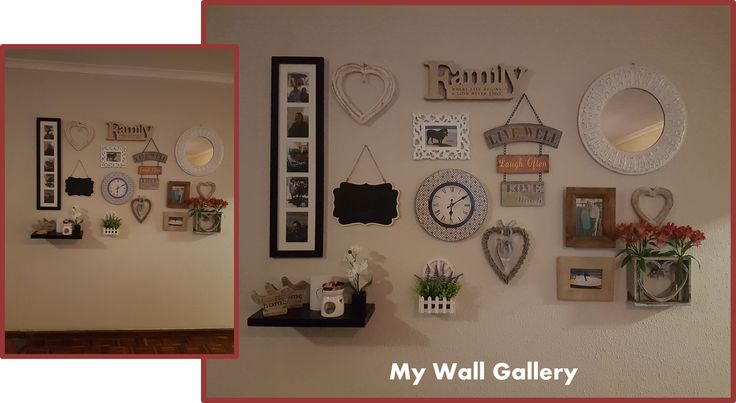 My Own Wall Gallery
