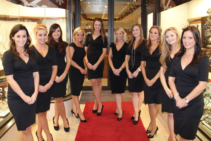The Wonderful Staff of Matthew Stephens Jewellers - The Diamond Specialists.