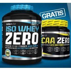 Biotech - Iso Whey Zero 2270g + BCAA Zero 360g