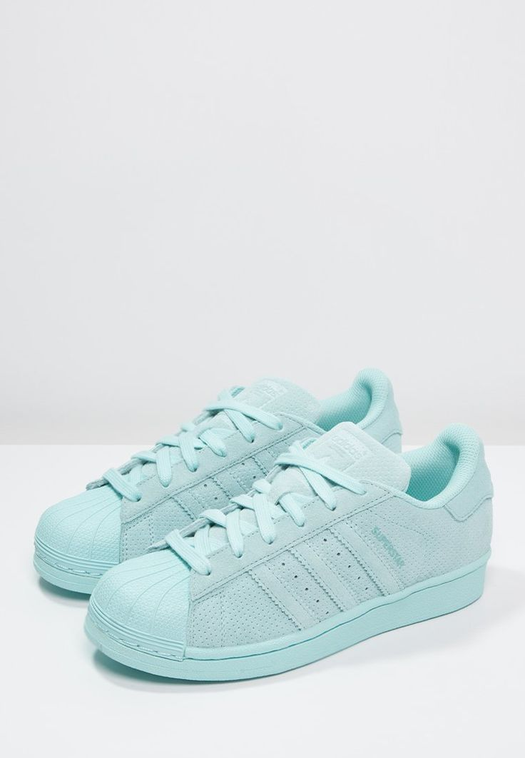 Adidas Superstars Türkis