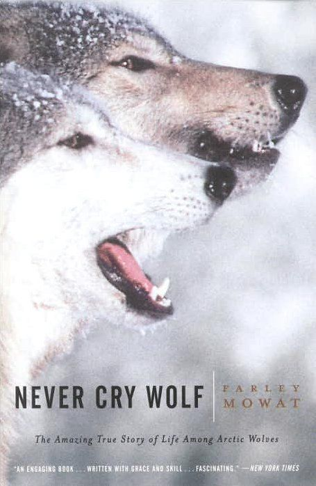 never cry wolf book pdf