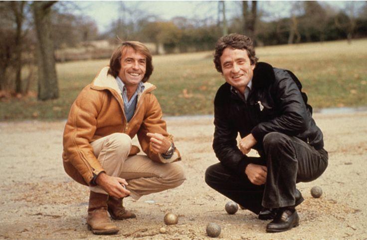Jacques Laffite et Patrick Depailler