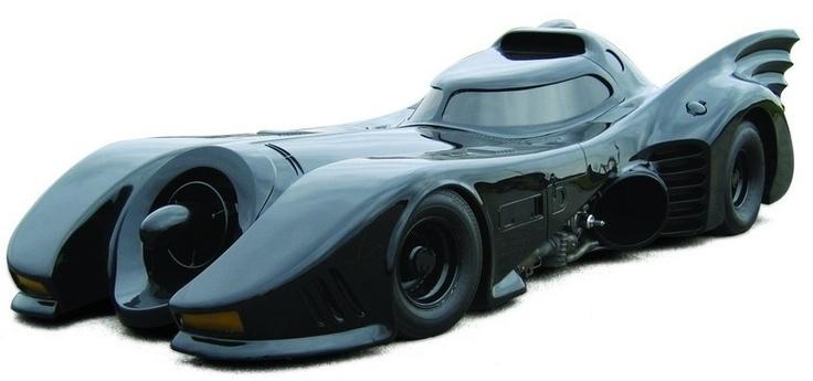 The Batmobile.