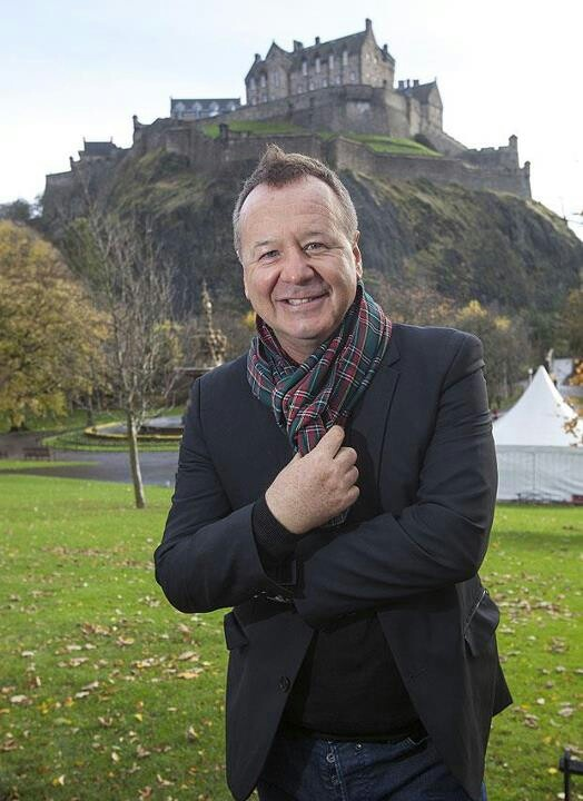 .Jim Kerr today, will be touring again soon , would love to see Simple Minds,