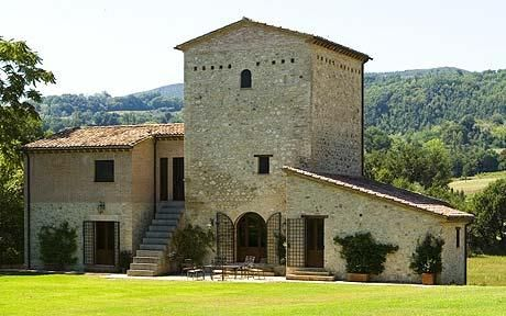 narni italy | NARNI, UMBRIA £1,273,200 This 15th-century watch tower with four ...