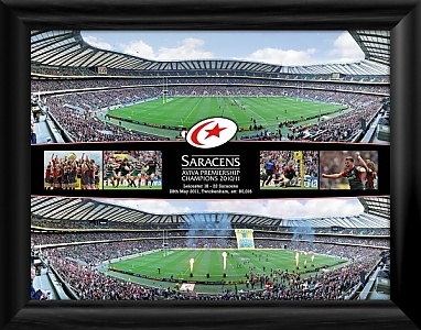 Saracens Rugby Photographs, Framed Prints and Photo Gifts.