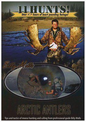 ARCTIC ANTLERS, Alaska Moose And Caribou hunting-tips and tactics of an Alaskan