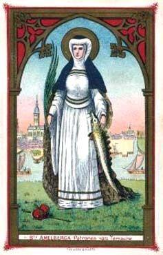 Amalia NM Catholic Single Women