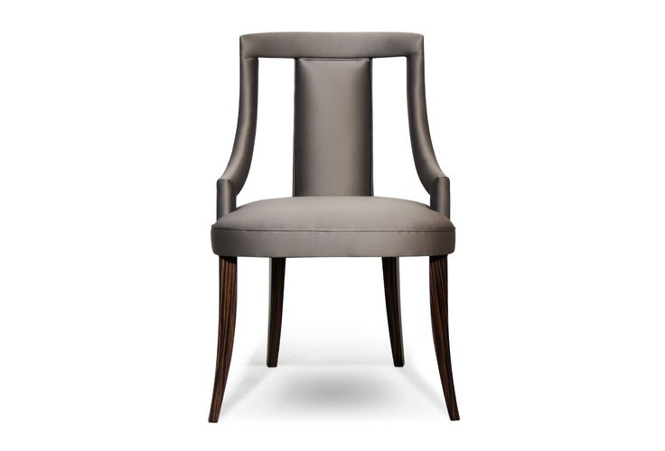 Eanda dining chair has a delicate structure that gives the wealth that every dining room requires. See more at: http://brabbu.com/en/upholstery/eanda-dining-chair.php