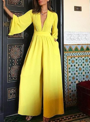 Elegant maxi jumpsuits  56.00 free shipping You save 40% off the regular  price of  94.00 9f0a0667421b