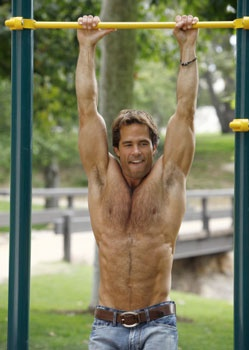 Shawn Christian - Days of Our Lives..have always liked him even when he was on As the World Turns and Summerland