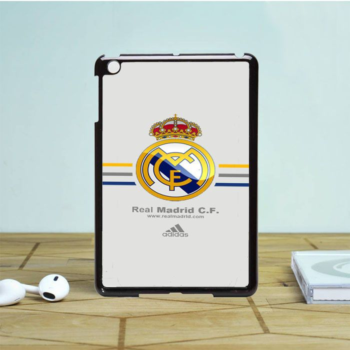 Real Madrid Club De Fútbol La Liga Spanyol Logo iPad Mini 2 Case Dewantary