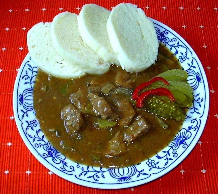 Znojemská plec :: Domací kuchařka - vyzkoušené recepty